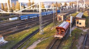 Make It Miniature With the Tilt-shift Effect