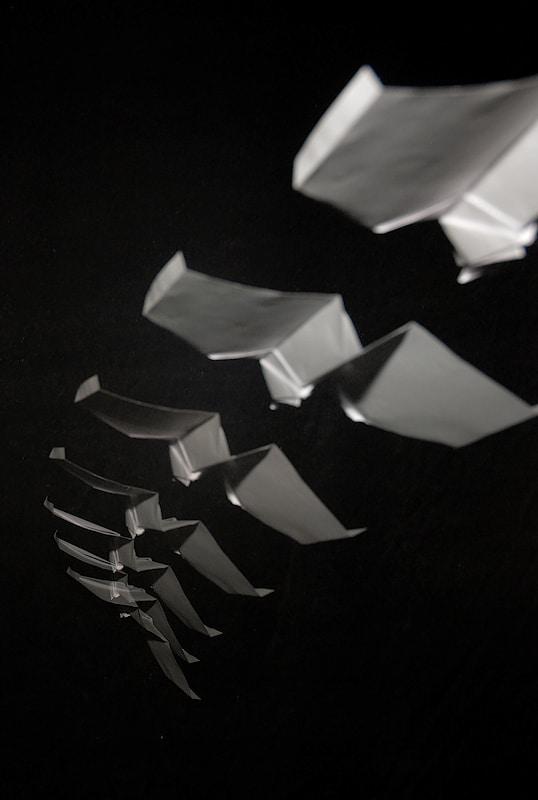 Stroboscopic Effect, Photo: Ivo Prümmer