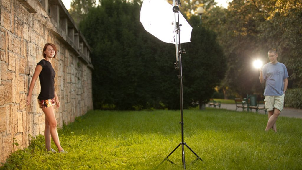 Using Artificial Light In Outdoor Photography | Learn Photography By Zoner  Photo Studio