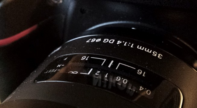 Fixed lenses are typically very fast lenses.