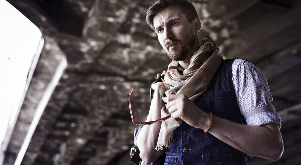 Portrait and Fashion Men Model Too!