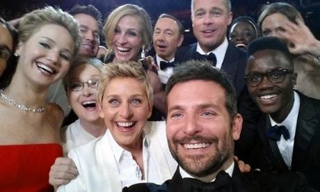 APTOPIX 86th Academy Awards - Audience