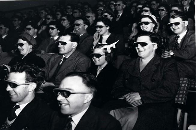 50's 3D