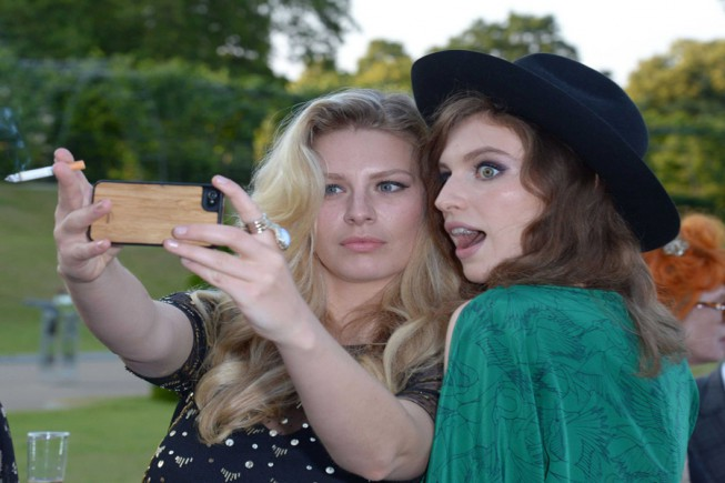 Smartphone Selfies