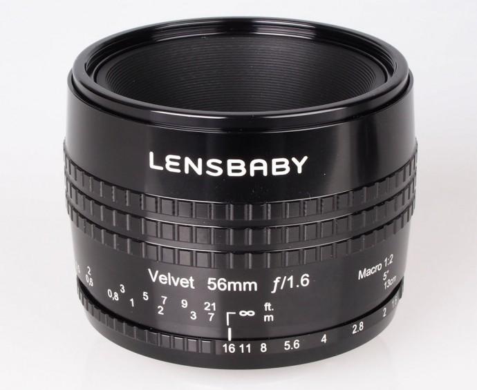Lensbaby-Velvet56mm