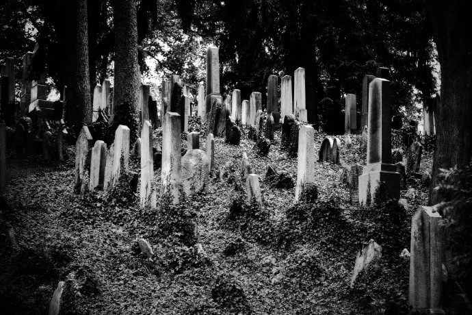 Tombstones as crowded as the ghetto that fed this cemetery…in a sense, that shouldn't feel lonely. But it does. And sombre, too. Author: cochtanek00