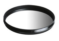 A B+W gradient filter (photo: Schneider Optics)