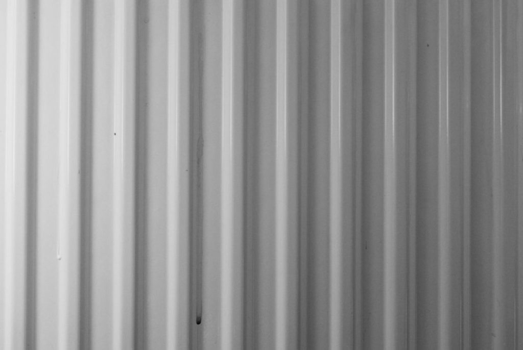 Taking advantage of a repeating pattern on a radiator to create an abstract composition that harnesses gradually weakening light. Panasonic Lumix DMC-LX 3, 1/100 s, f/2.8, ISO 80, focal length 12.8 mm (60 mm equiv.)