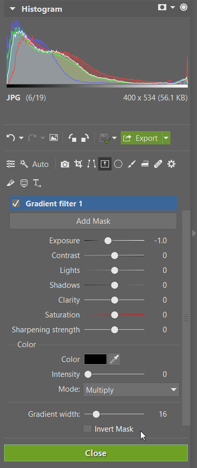 How to Use the Gradient Filter to Improve Your Photos