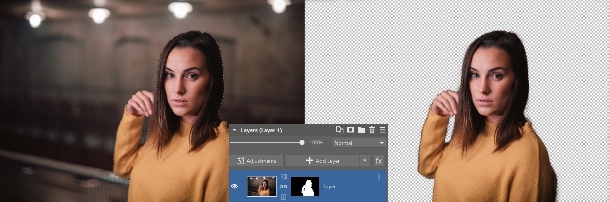 My First Mask: Your Guide to Layer Masks in Zoner Photo Studio