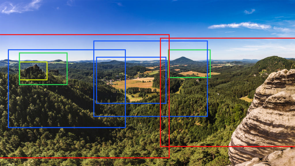 Unlike in portrait photography, nearly every lens works for landscapes.  It's just that each one lets you present the landscape a bit differently. - What Focal Length Is Best For Landscape Photography? Learn