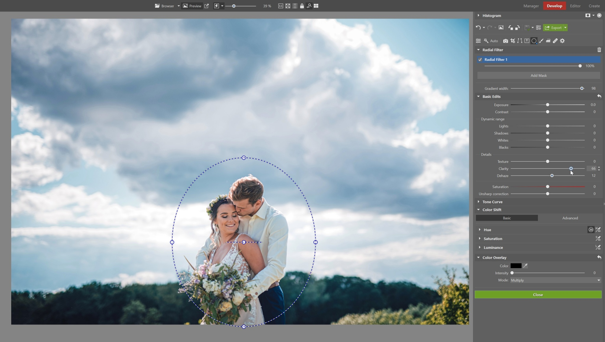Make Your Photos More Dynamic with Clarity and Texture