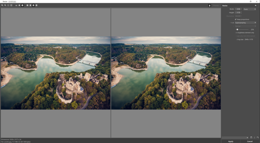 Resize your photos  We'll show you 3 ways | Learn Photography by