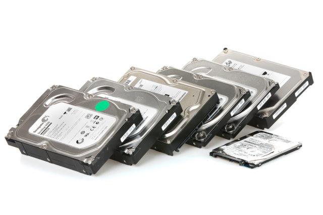 backup disks