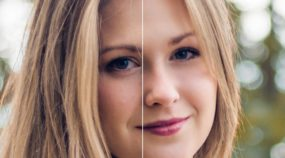 Retouch More Naturally. Use the Power of Frequency Separation!