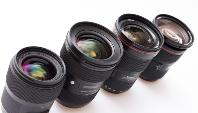 [Test] 4 lenses, 35mm, f/2.8: See Which Lens Stood Up Best