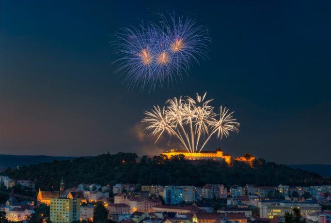 Fireworks by Jirka Soukup.
