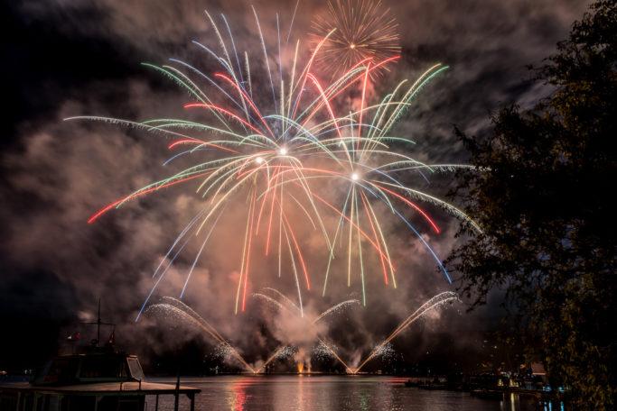 Fireworks by Jaromír Šauer.