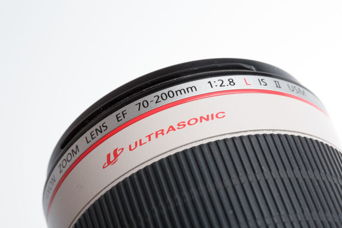What Do Those Numbers and Letters on Lenses Mean: Canon EF 70-200mm f/2.8L IS II USM.