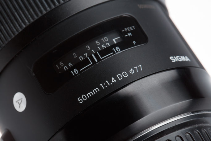 What Do Those Numbers and Letters on Lenses Mean: Sigma 50mm F1.4 DG HSM Art.