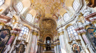 Photography in Churches: All About Stabilization, Aperture, and Solid Ground