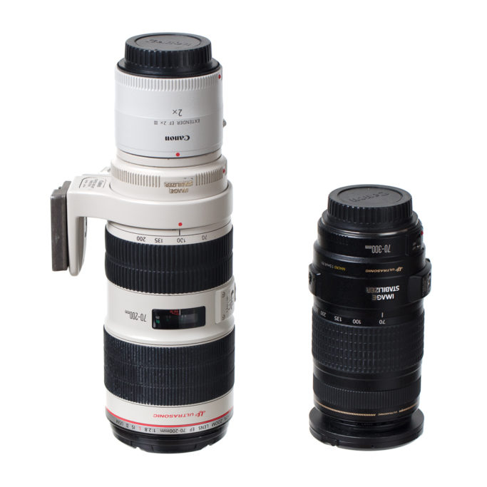 When to Upgrade Your Photo Equipment: telephoto lenses.