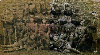 From Scanning to Retouching: See How to Save Your Old Photographs