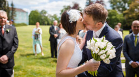 Wedding Kisses: A Photographer's Moment of Truth