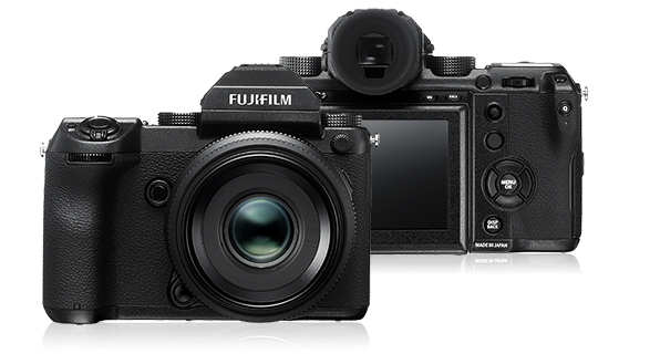 Moving to a Bigger Chip with the Fujifilm GFX50s: Fujifilm GFX50s has a size similar to typical full-frame DSLRs.
