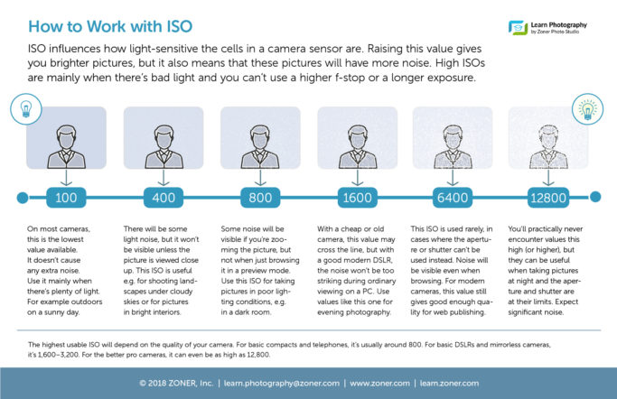 infographic - iso