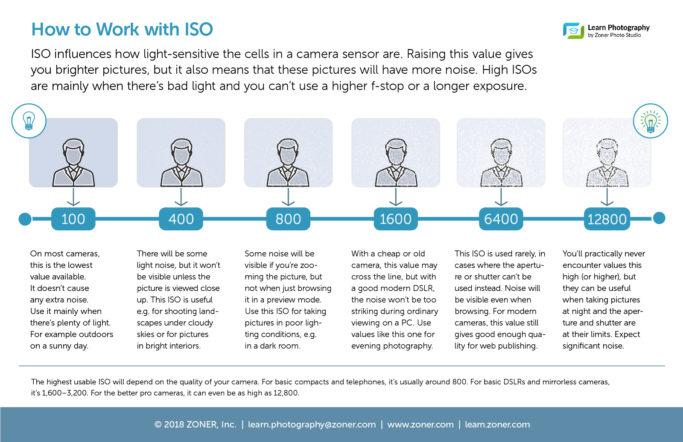 infographic - iso