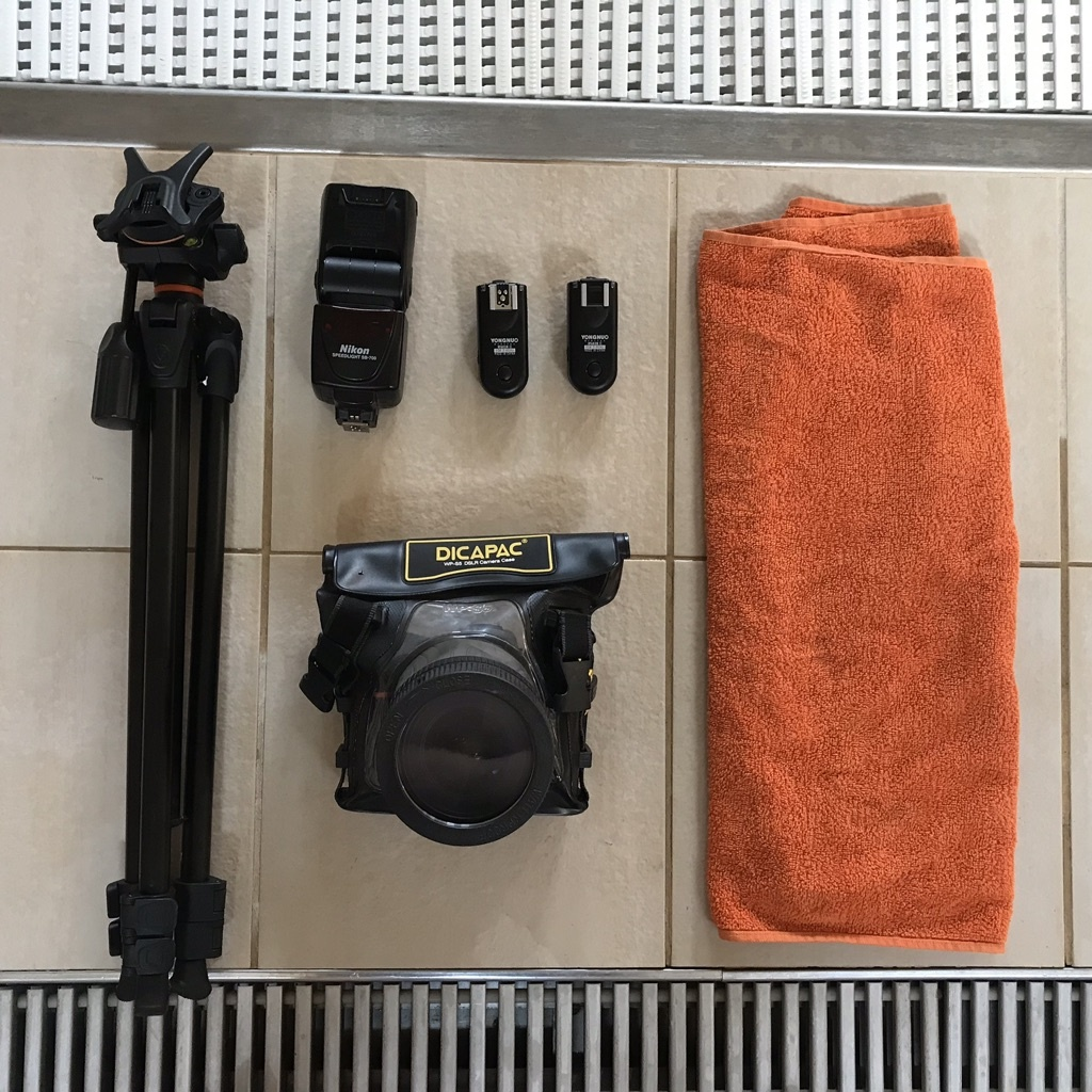 Underwater Photography - gear