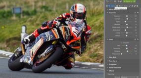 Quick, or Thorough? See How to Edit Motorcycle Racing Photos
