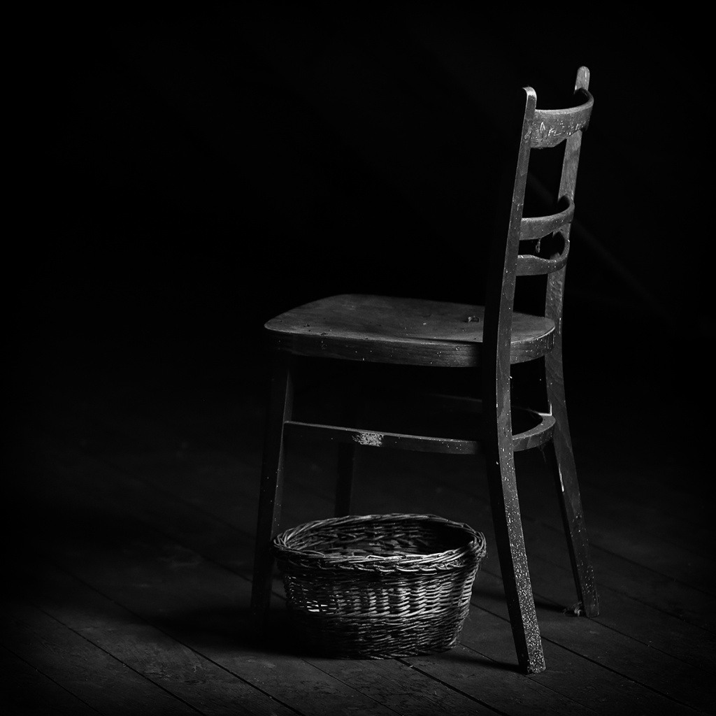 How to Photograph Still Lifes - chair