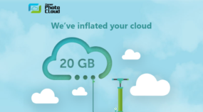 Zoner Photo Cloud is increasing its capacity for everyone to 20 GB