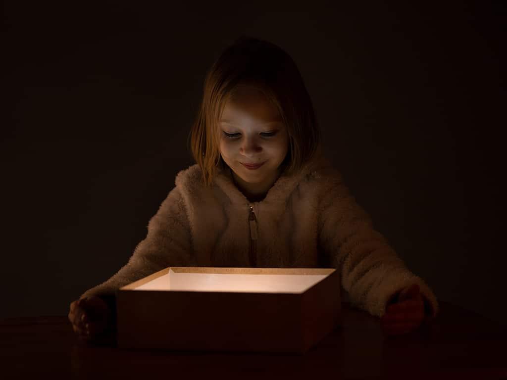 Get more original kid photos this Christmas - gift