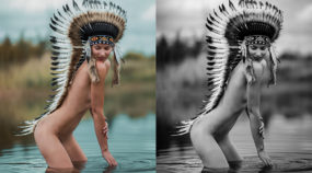 Nude Photography: Think About Light, Composition, and Consent