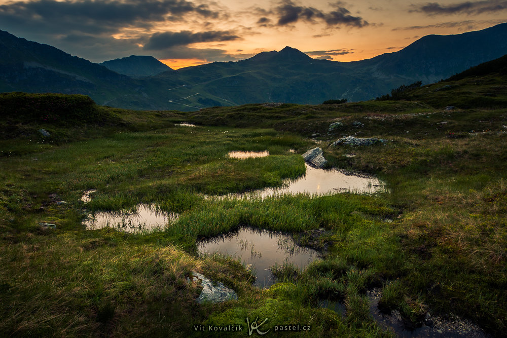 How to Photograph Landscapes III - before sunrise