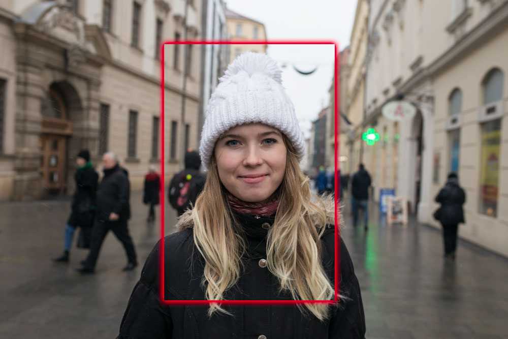 How Can You Get Good Profile Photos - crop
