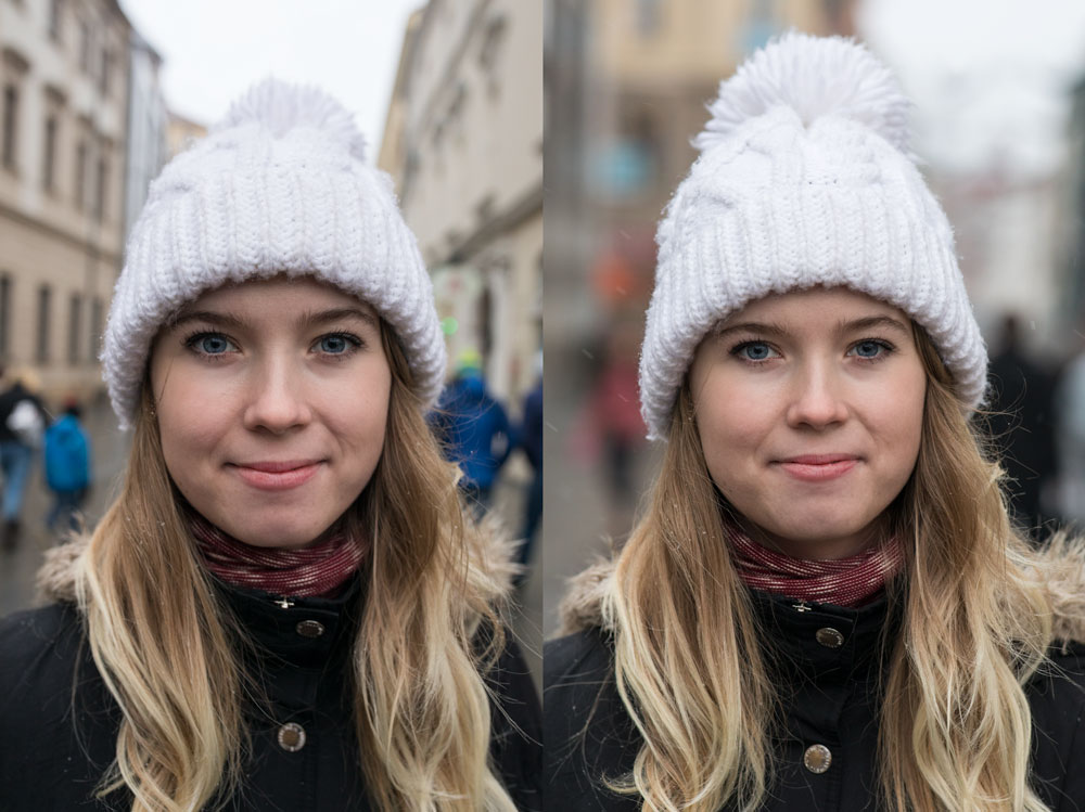 How Can You Get Good Profile Photos - comparison
