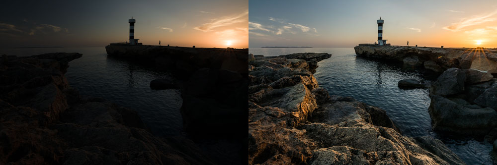 How to Photograph Landscapes III - low noise
