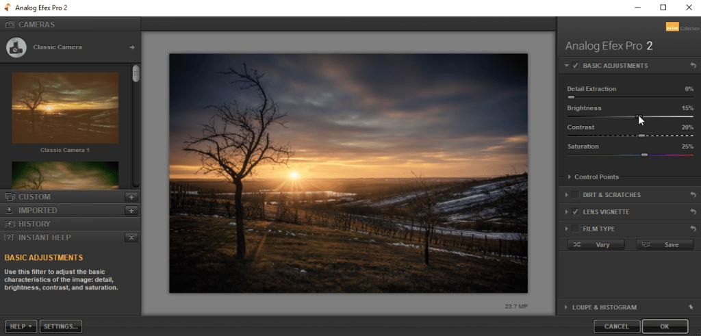 Make Your Zoner Photo Studio Even Better with Plugins - Nik
