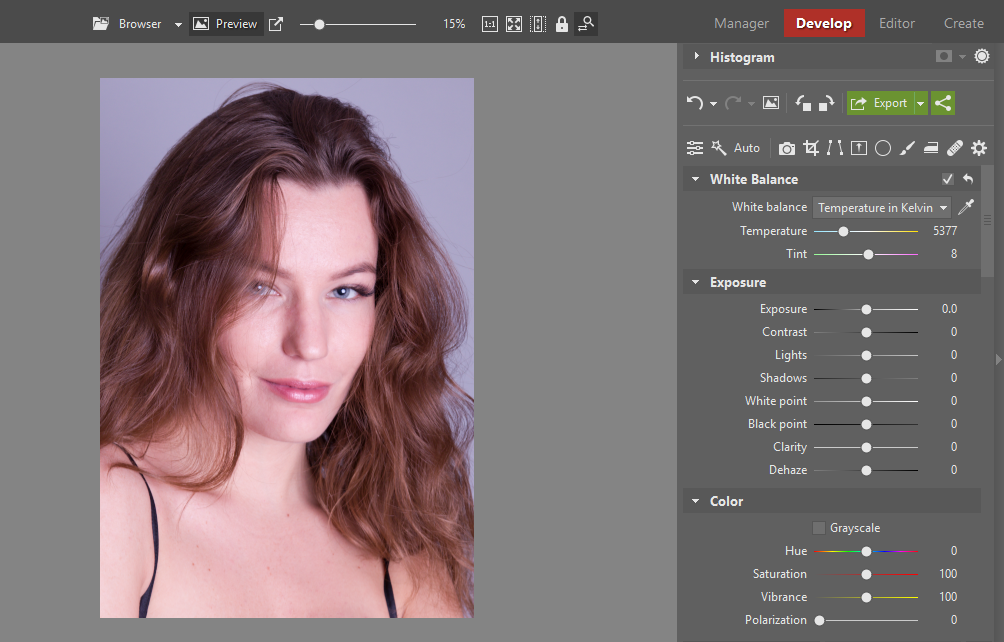 Learn to Retouch Portraits - original