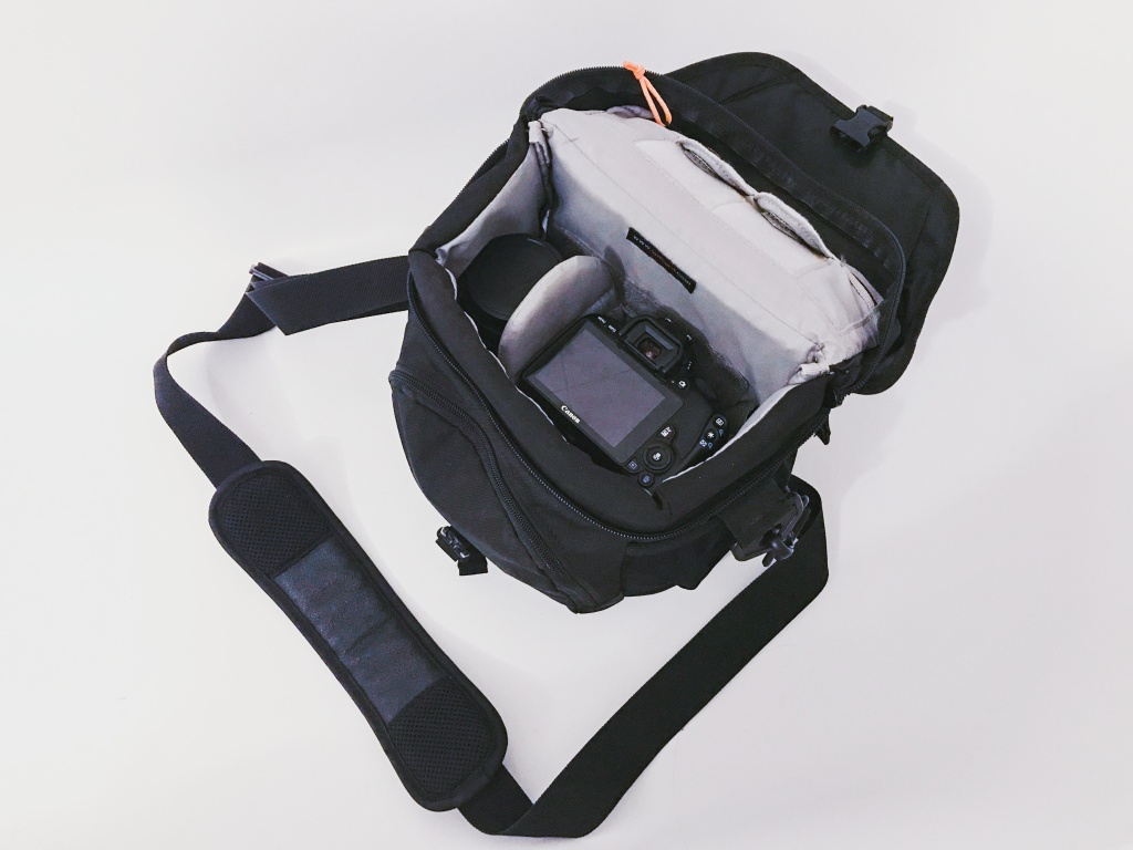 A Camera for Beginners - bag