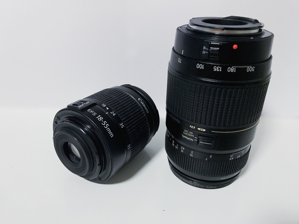 A Camera for Beginners - lenses