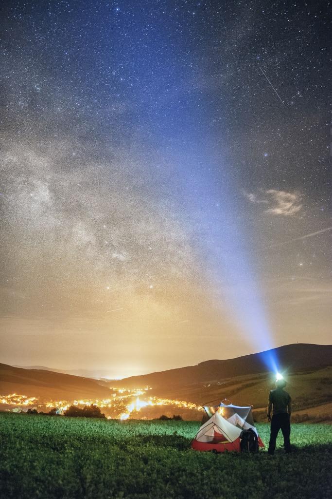 A New Angle on Landscape Photography - Milky Way