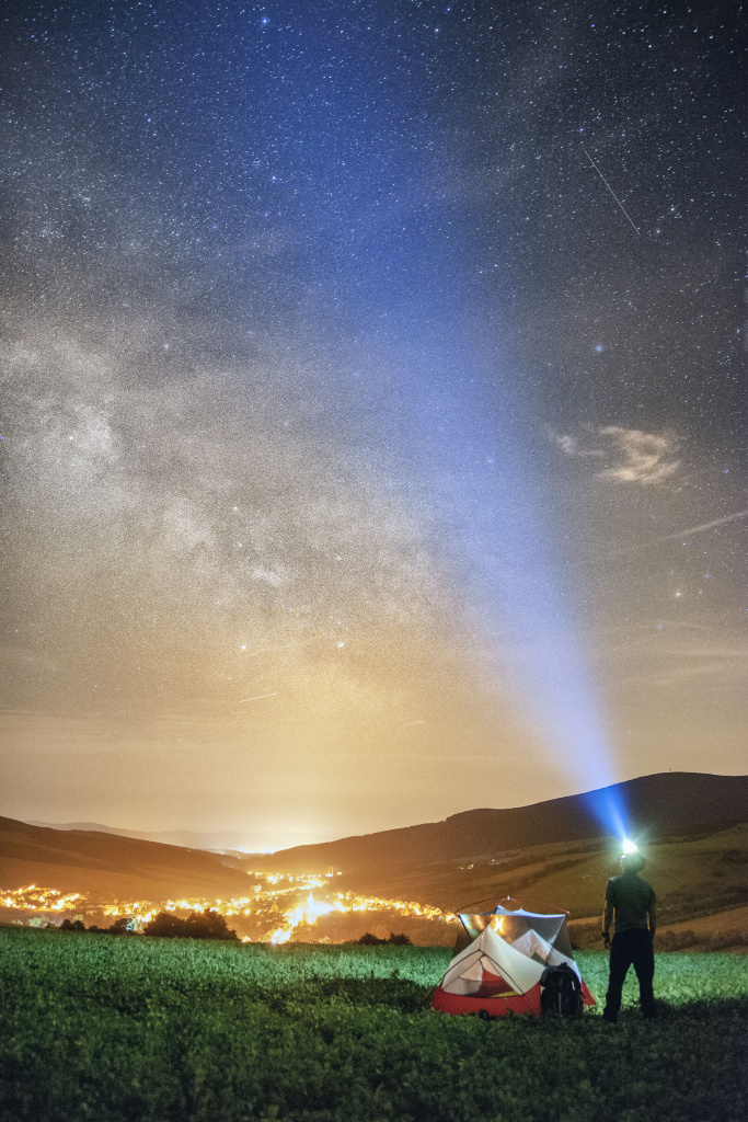 A New Angle on Landscape Photography - Milky Way