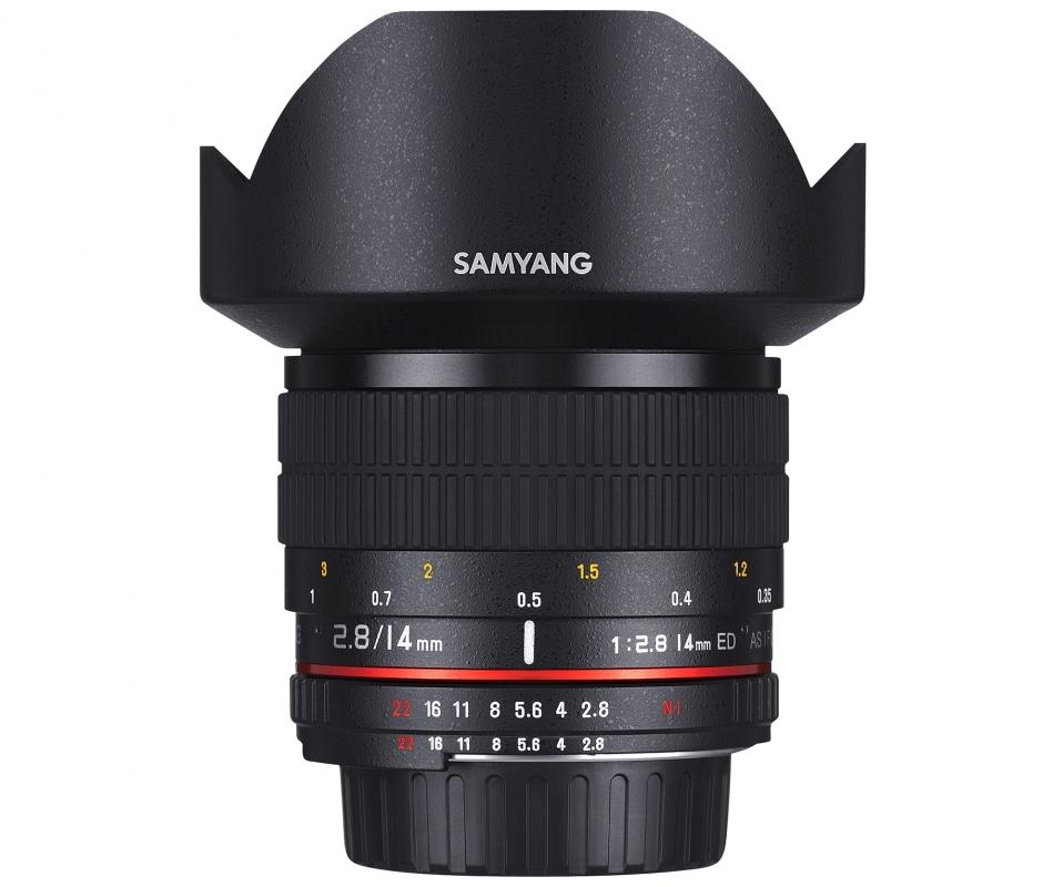 Choosing Your Landscape Kit - Samyang 14mm f2.8