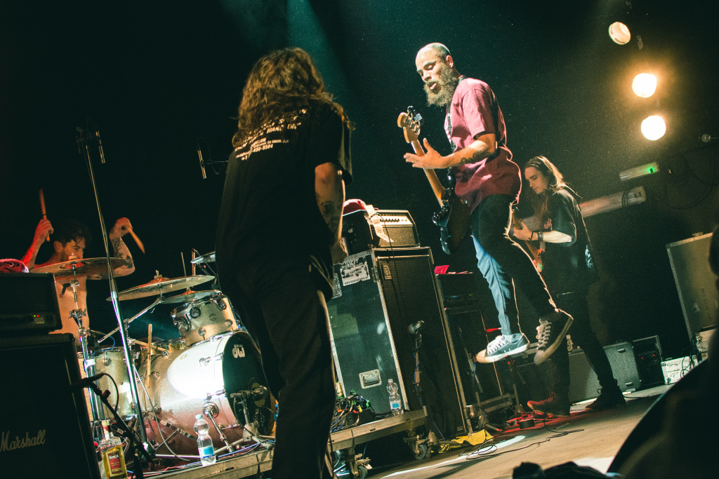 How to Photograph Concerts - short exposure trash talk