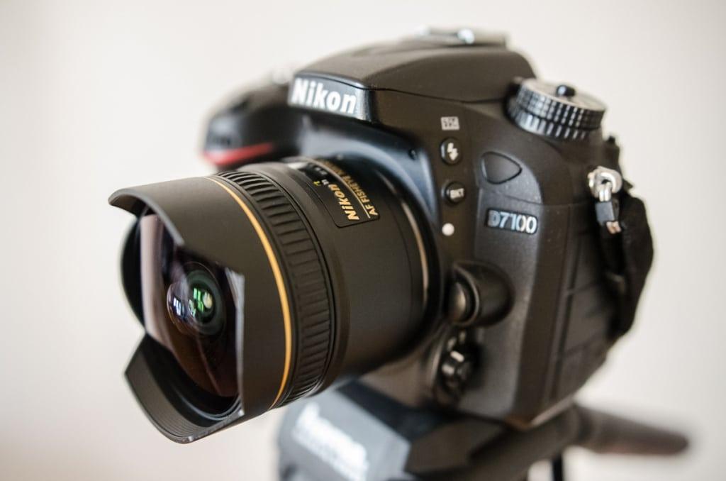 Nikon's Fisheye Lens